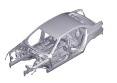 e60 e61 carrosserie plastic delen