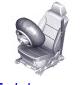 e90 e91 interieur en veiligheid