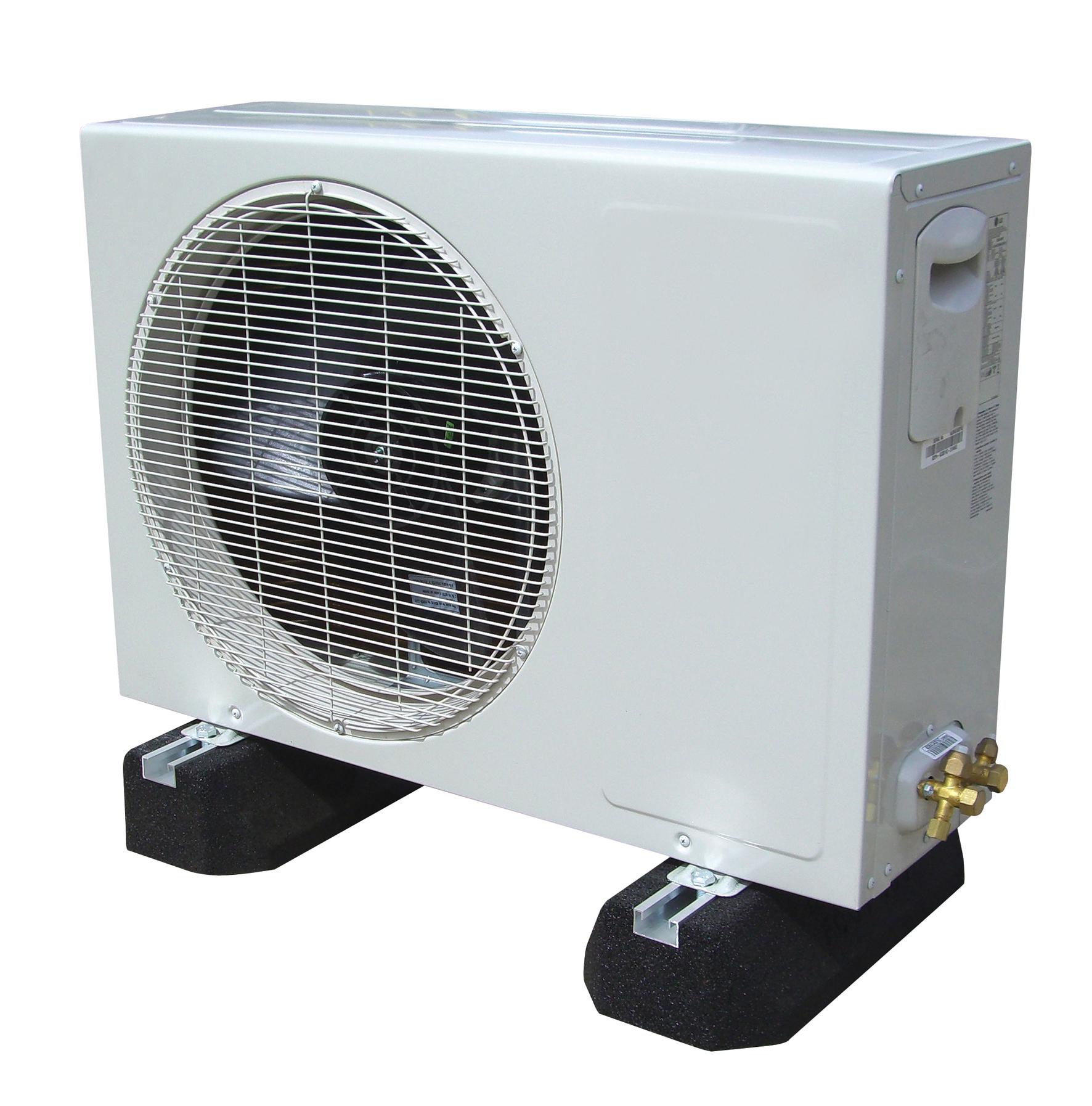 Gerätefuß für Klimaaußengeräte oder Wärmepumpen