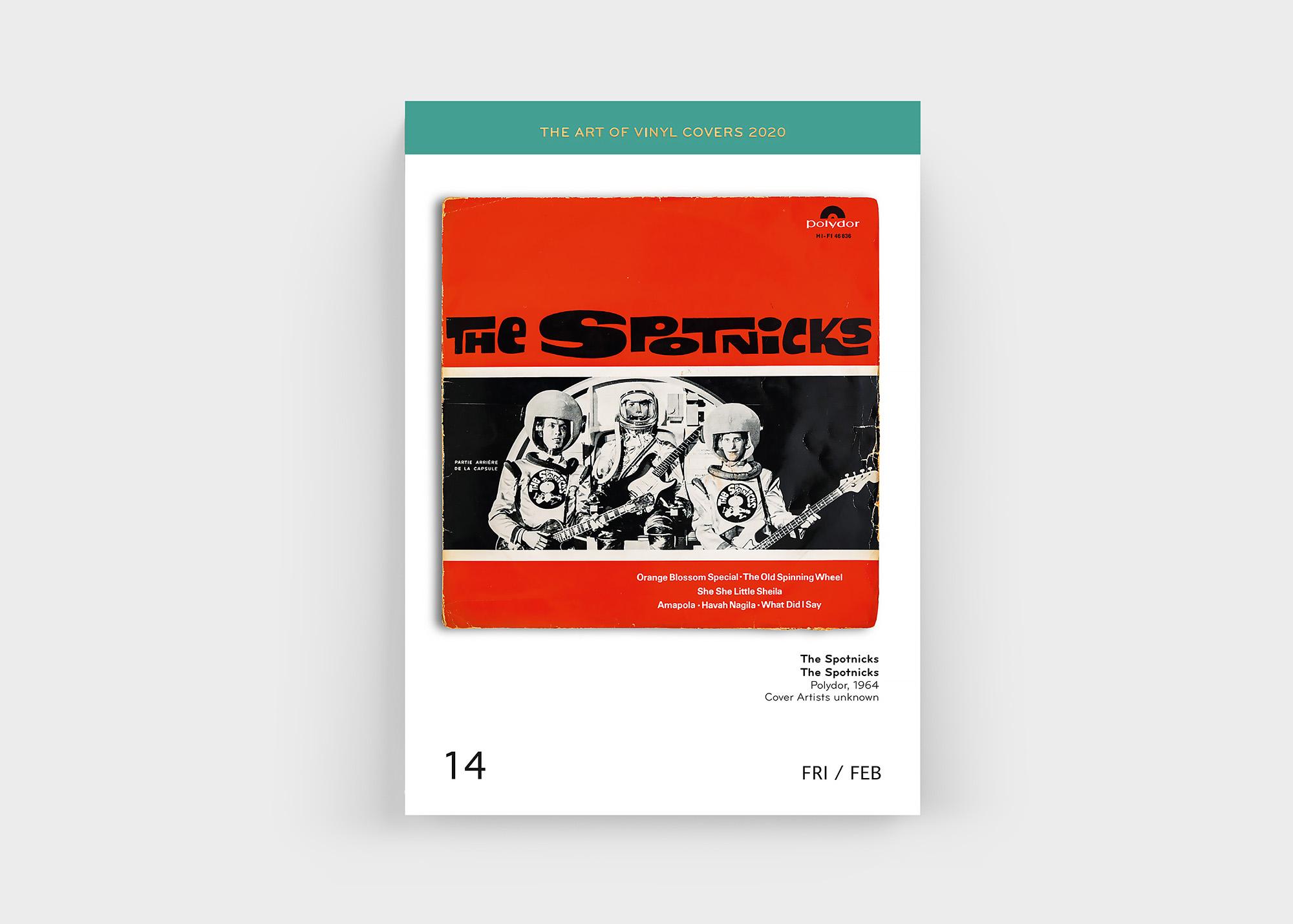 The Art Of Vinyl Covers 2020