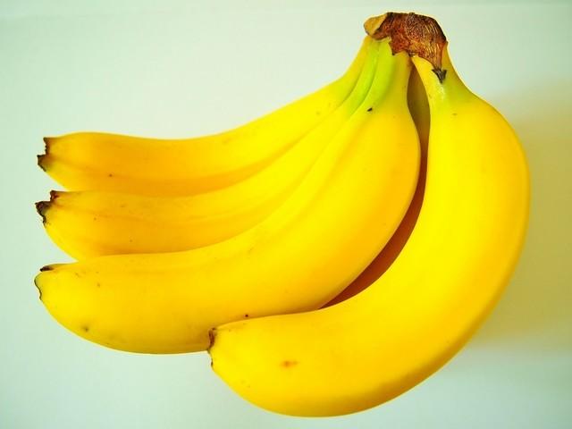 バナナには血圧を下げる効果がある