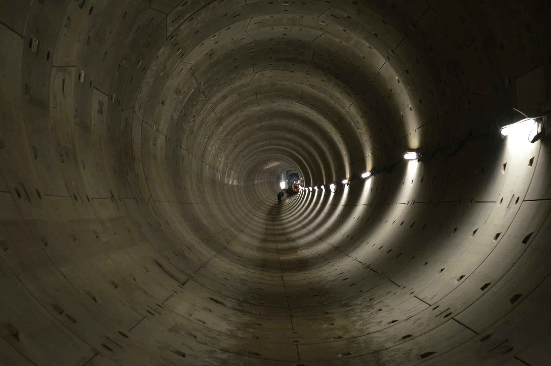 Y a t'il une lumière au bout du tunnel ?
