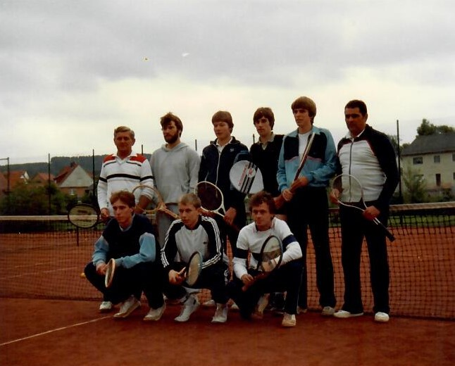 Aufstieg Herren 1985