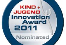 Kind+Jugend Innovation Award 2011