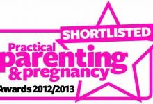 Pratical parenting & Pregnancy Award