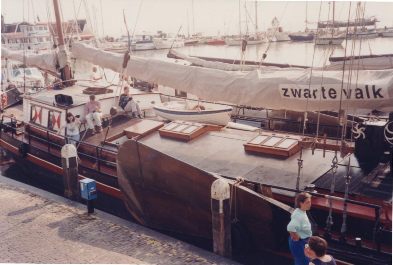 Volendam porto