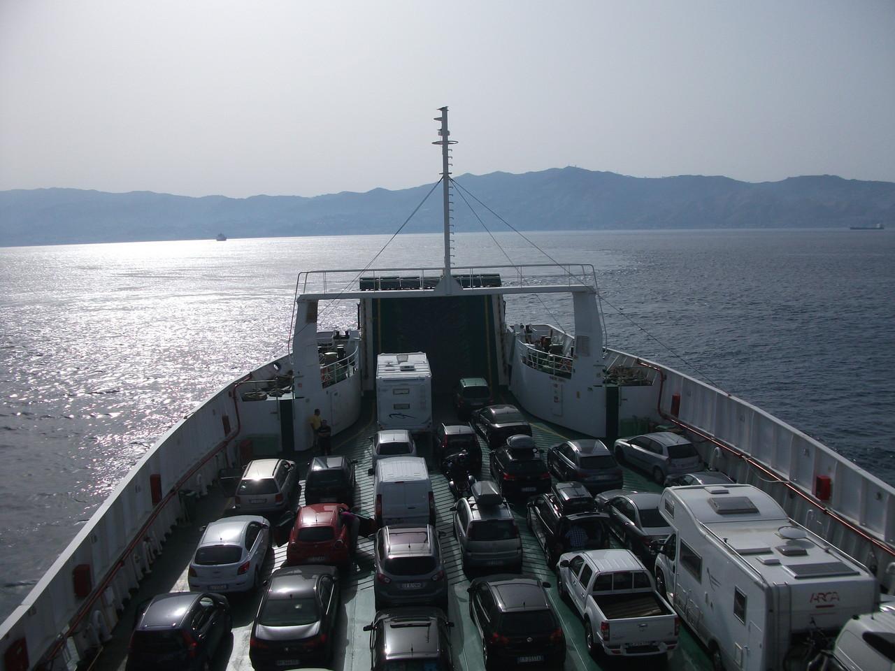 Traghetto andata