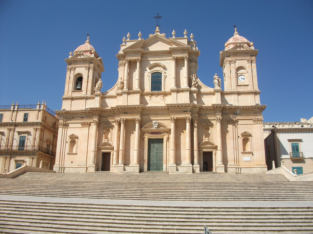 Noto  il Duomo