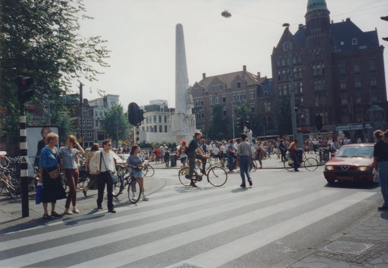 Amsterdam p.za Dam