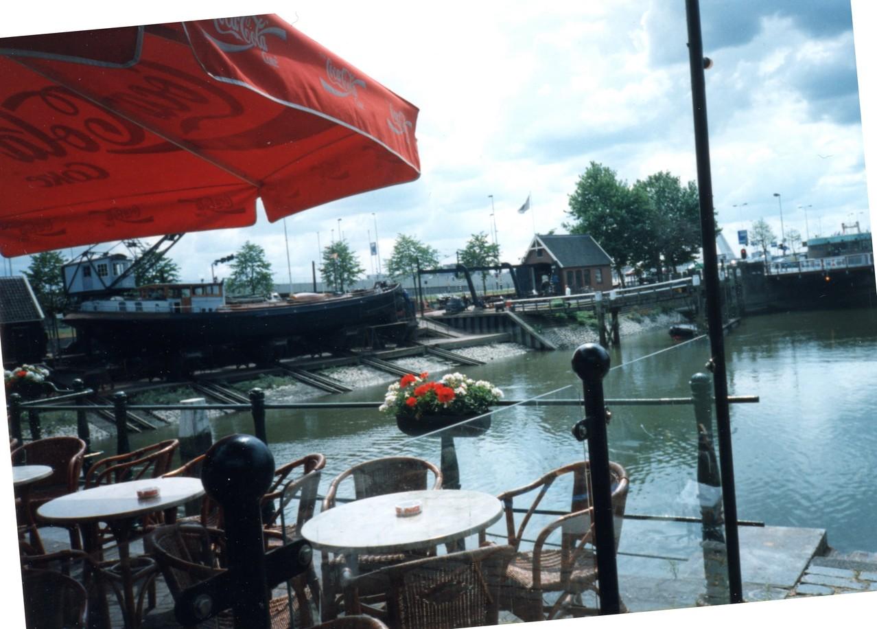 Rotterdam il porto vecchio