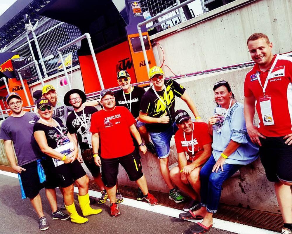 10. bis 13. August 2017 - MOTO GP Spielberg