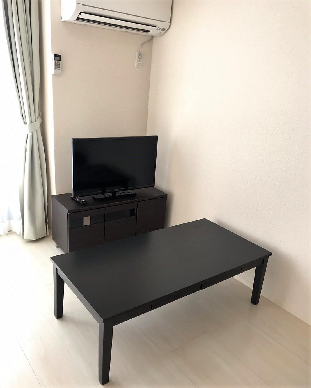 リビング(間取りにより家具の配置は変わります)