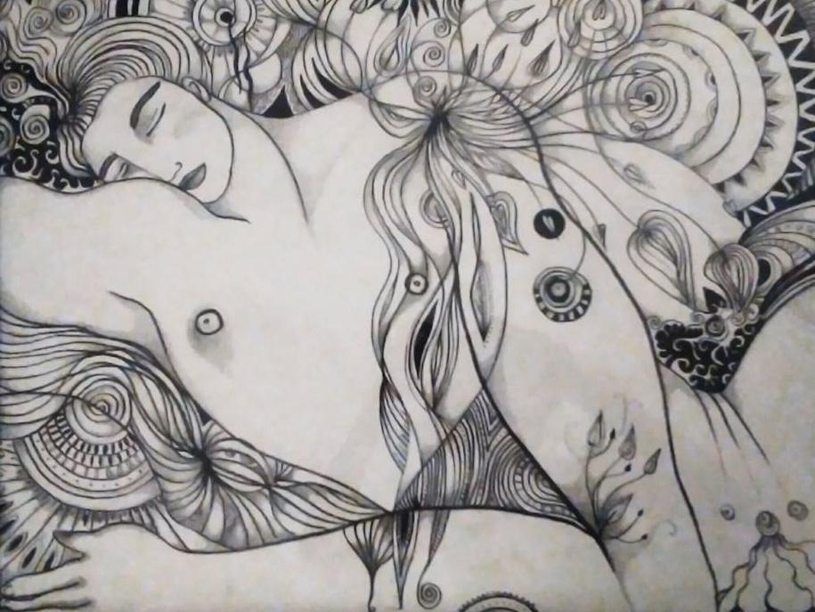 L'amour endormi