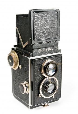 Rolleiflex Original, 1929.