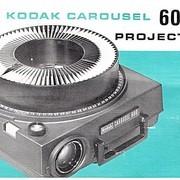 Proyector de diapositivas, Kodak Carrousel