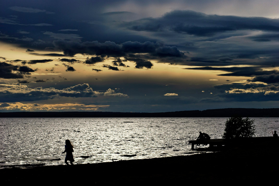 Siljan Lake, Rattvik, Sweden