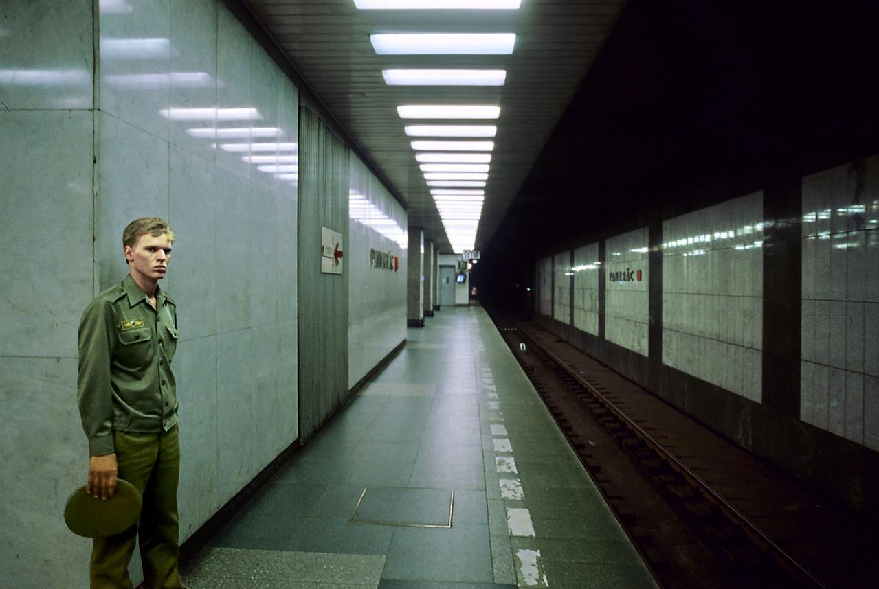 Underground Praha (Prague)