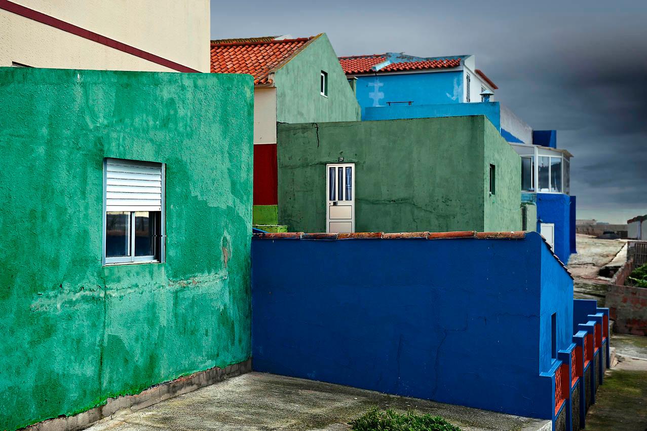 Green Fado Blues. Peniche (Portugal)
