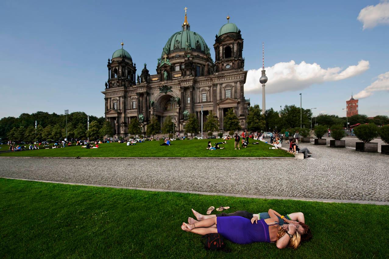 Love in Berlin