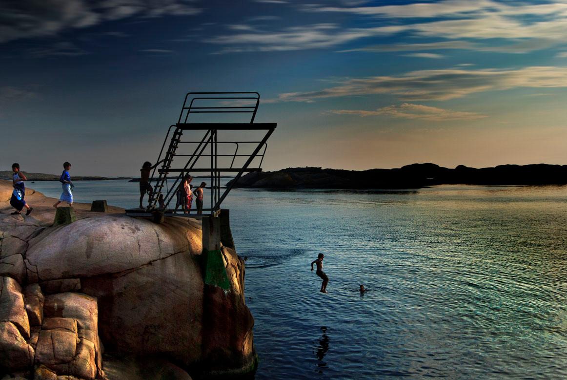 That endless summer. (Smogen, Sweden)