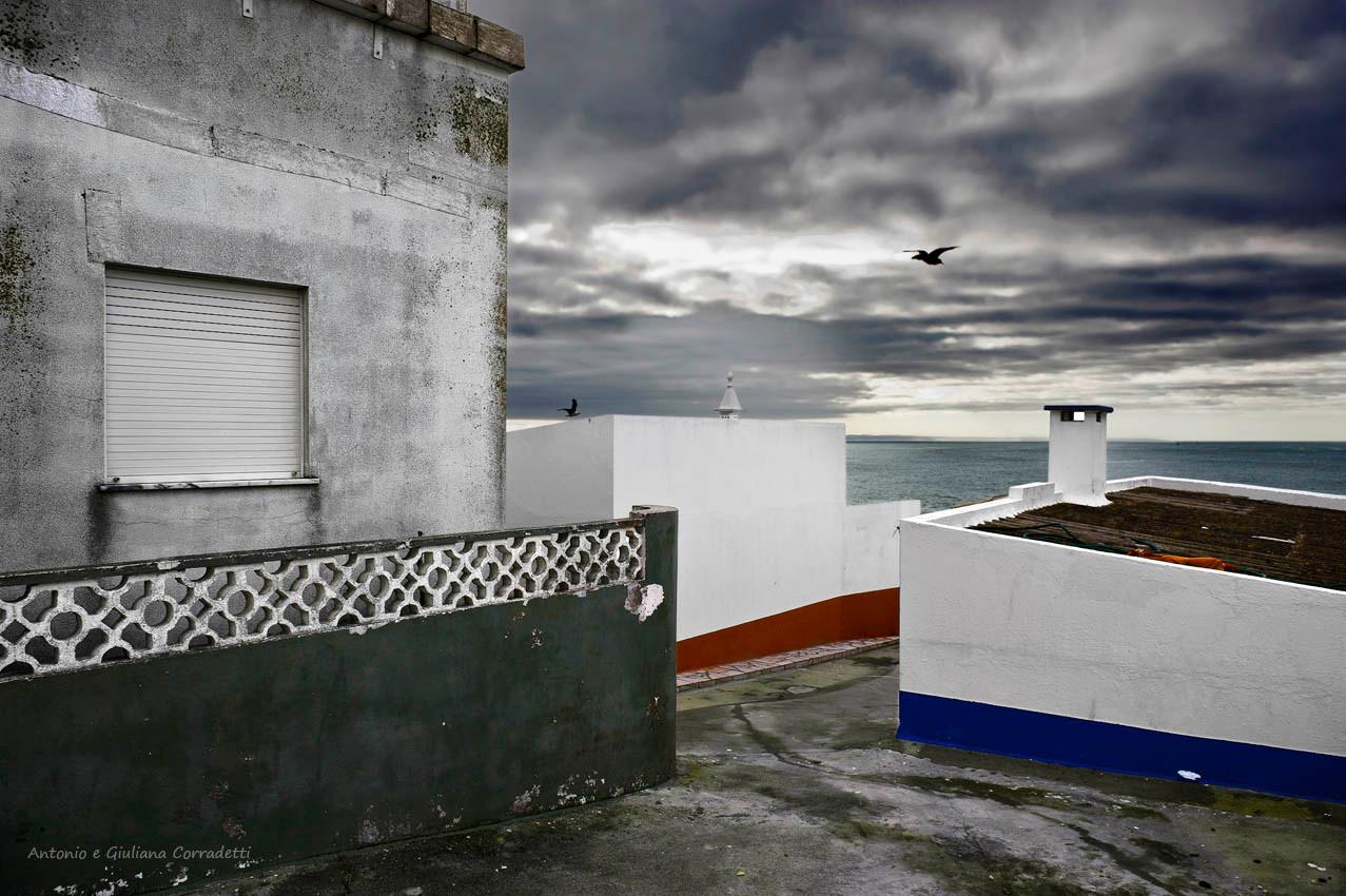Saudade e sal. (Peniche, Portugal)