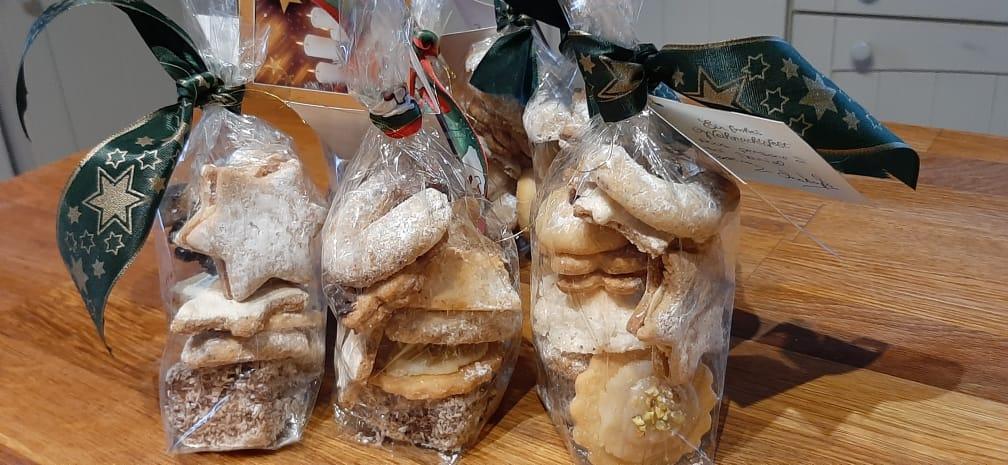 A déguster sans modération : les biscuits de Noël de Bettina