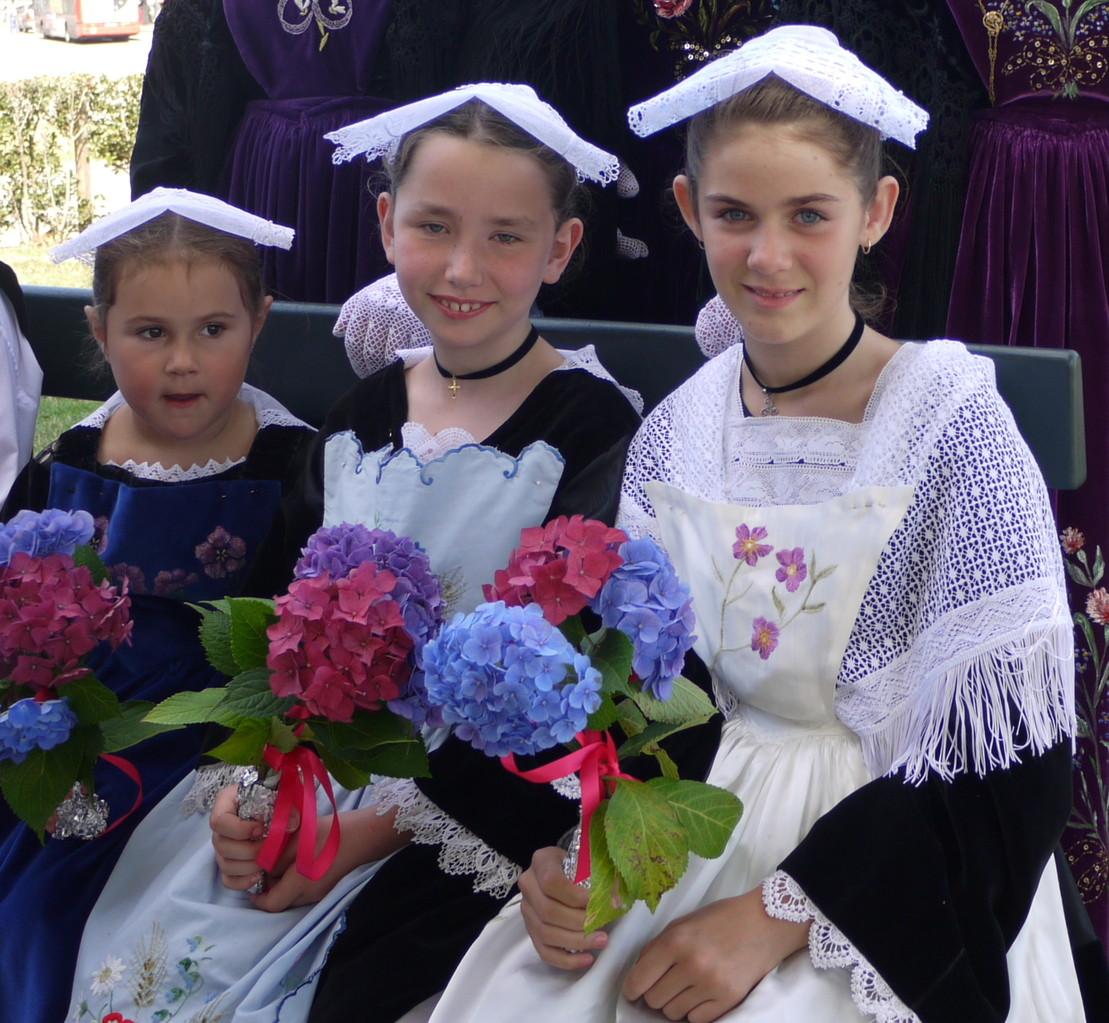 Nos trois petites danseuses