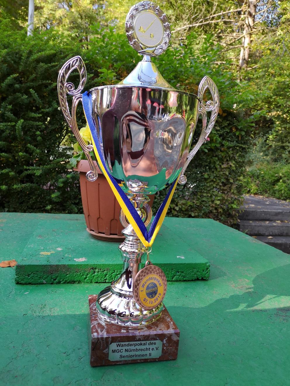 Wanderpokal der Seniorinnen II