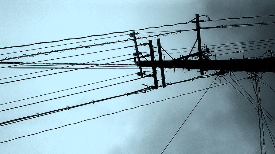 有機交流電燈