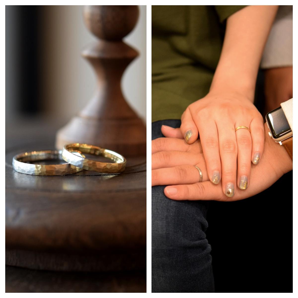 旭川市 W様の結婚指輪