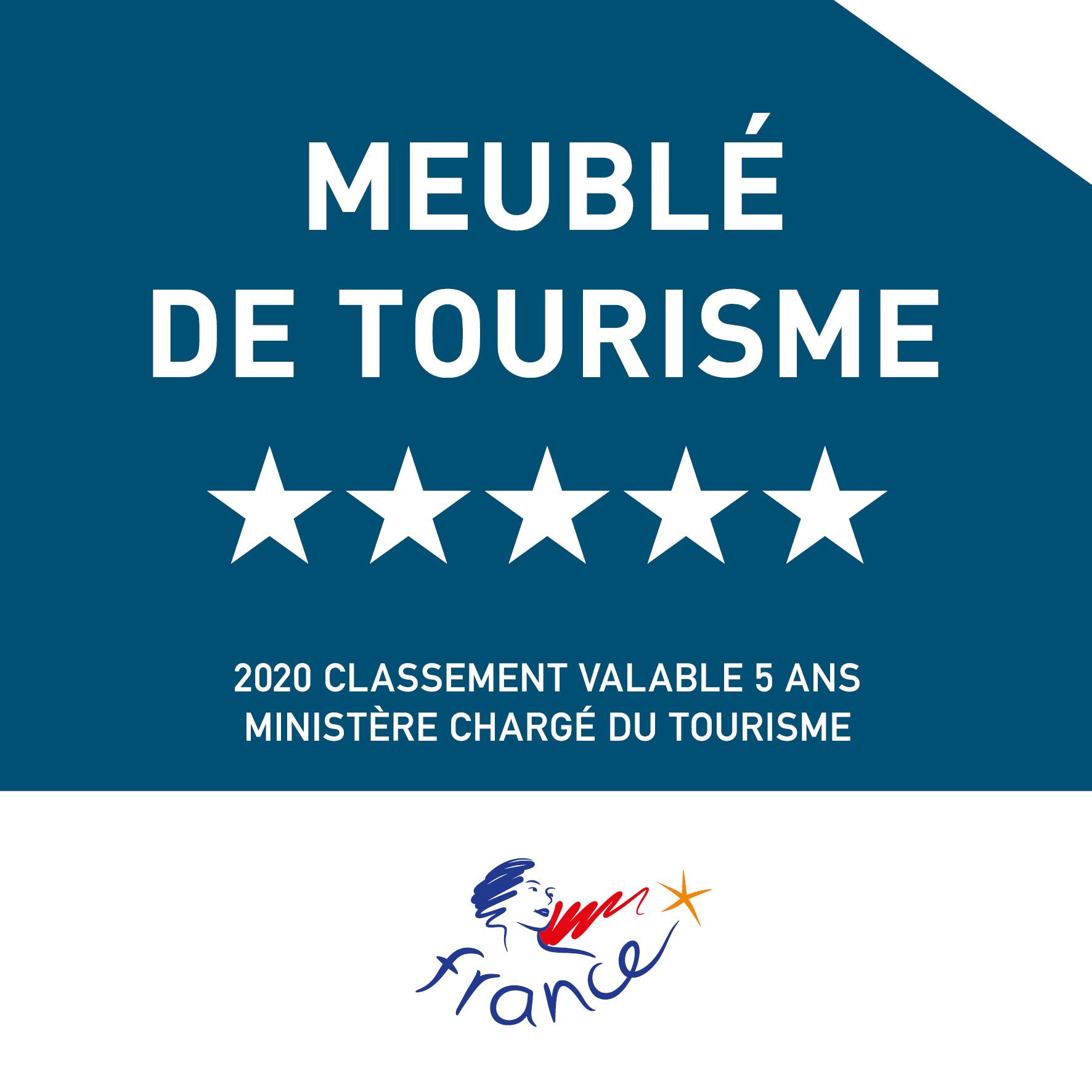 Atout France Meublé de Tourisme