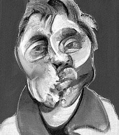 ©Francis Bacon, Autoportrait, 1969.