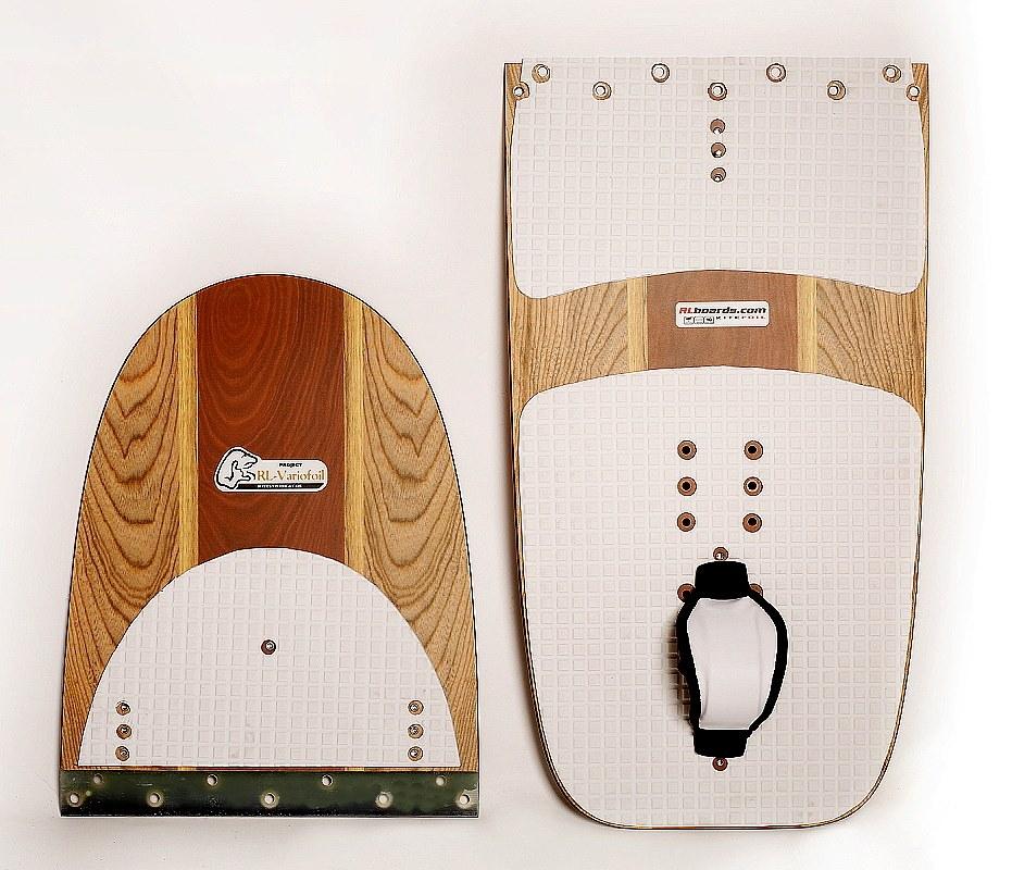 Split Foil Board
