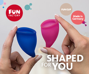 Fun Cup Menstruationstasse