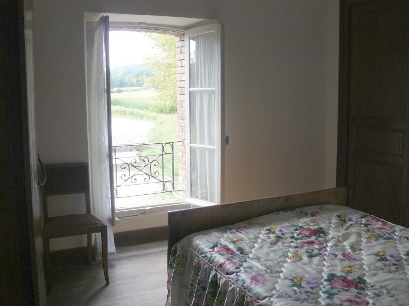 2e Chambre, côté canal