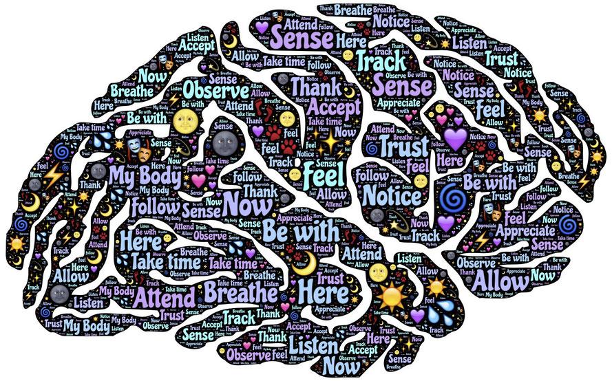 Stress entsteht im Gehirn - Situationen werden unterbewusst bewertet, mit Erfahrungen, deinen Einstellungen, Werten und Emotionen abgeglichen, woraufhin eine zweite Bewertung erfolgt. Diesen Bewertungsprozess kannst Du beeinflussen.