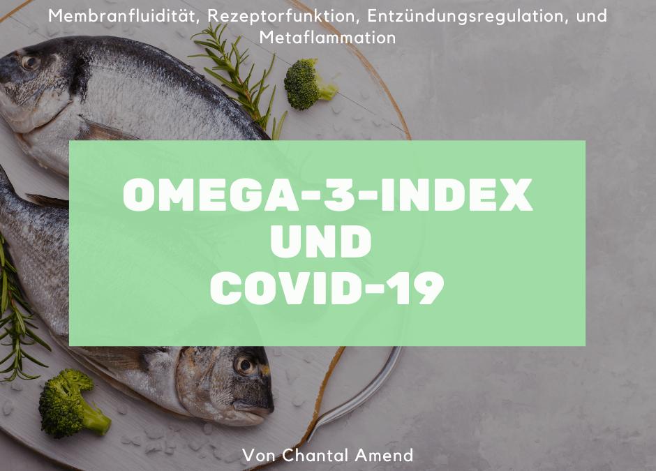 Omega 3 Index und COVID 19