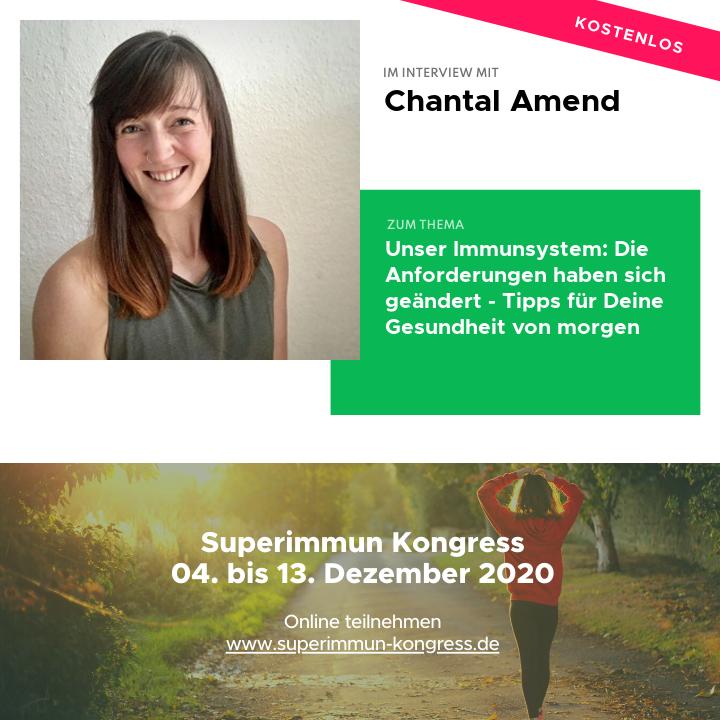Zu Gast im Superimmunkongress