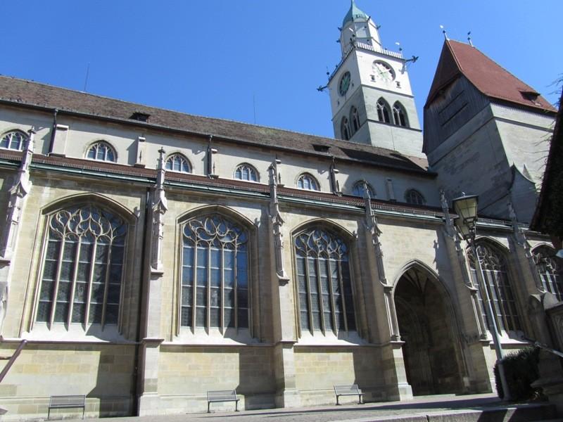 Münster St. Nikolaus zu Überlingen