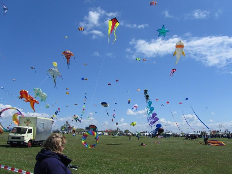 Drachenfest vom 17.05. - 20.05.2012