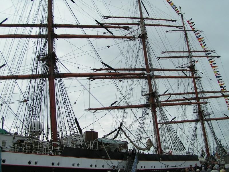 """Bremerhaven-Fest """"Lütte Sail"""""""
