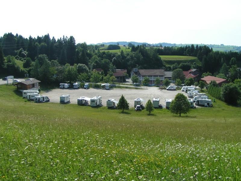 Womo-Stellplatz in Nesselwang (BY)