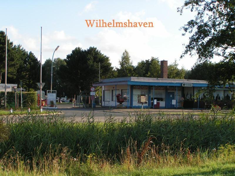 Campingplatz in Wilhelmshaven-Voslapp (NS)(Nordsee)