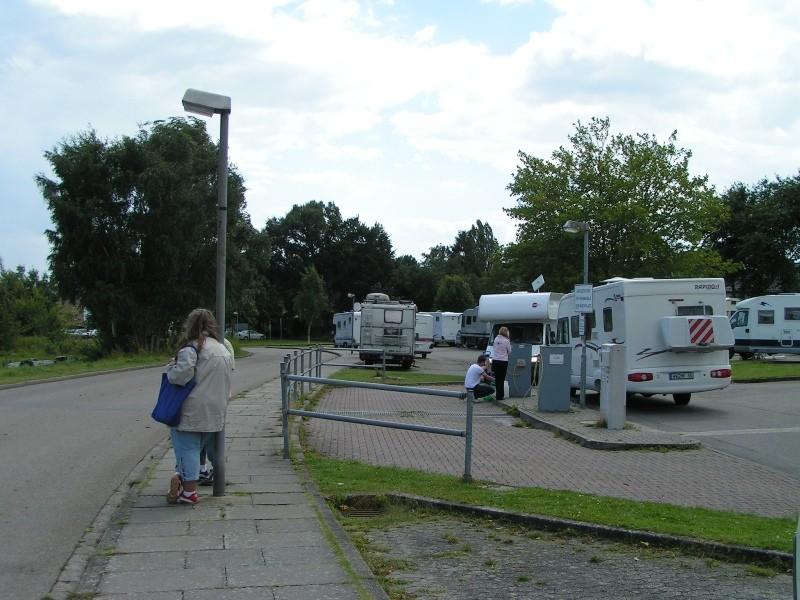 Womo-Stellplatz Grömitz (SH)(Ostsee)