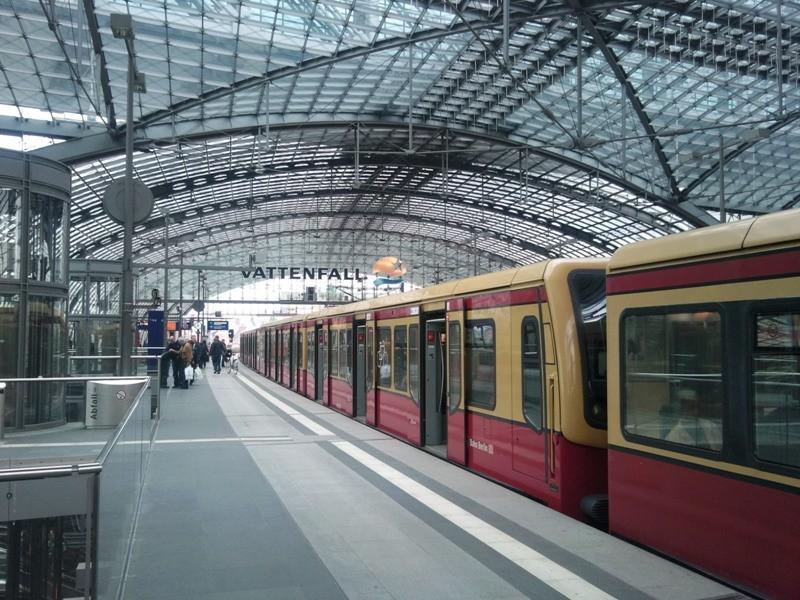 Berlin-Hauptbahnhof