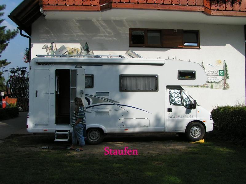 Camping Belchenblick Staufen im Breisgau (BW)