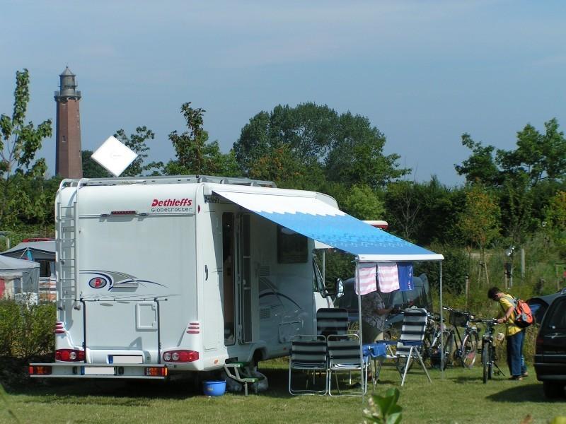 Campingplatz in Behrensdorf (SH)(Ostsee)