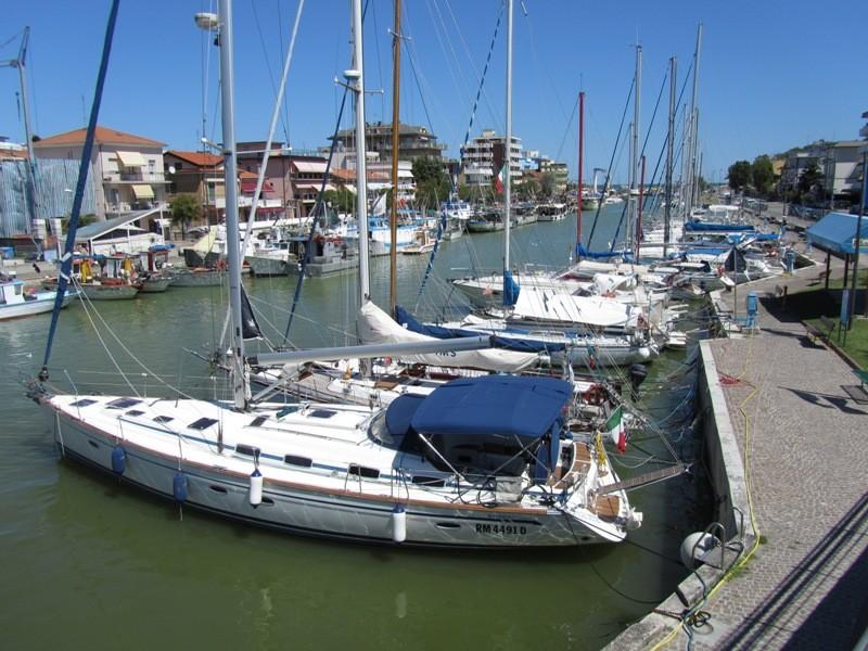 Bellaria Hafen
