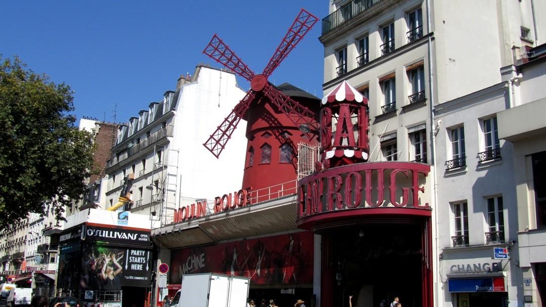 Moulin Ruge