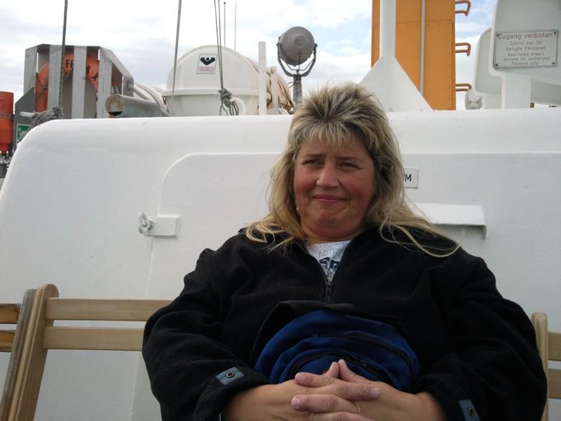 Überfahrt nach Norderney